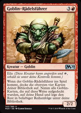Goblin-Rädelsführer