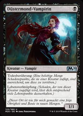 Düstermond-Vampirin