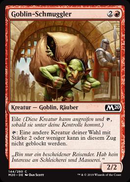 Goblin-Schmuggler