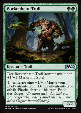 Borkenhaut-Troll