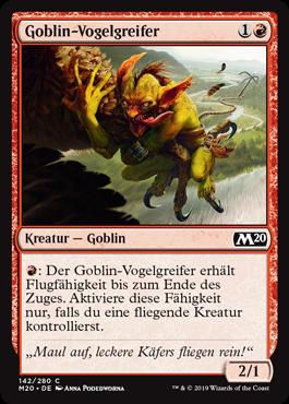 Goblin-Vogelgreifer