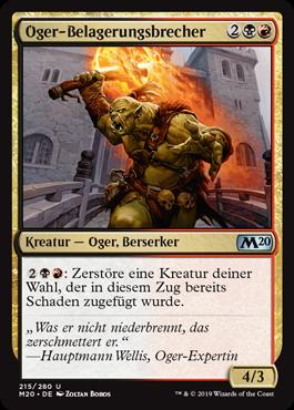 Oger-Belagerungsbrecher