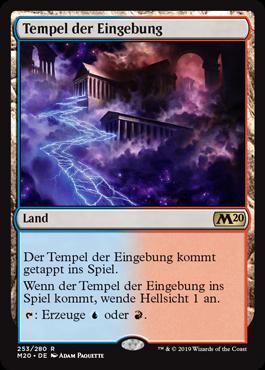 Tempel der Eingebung