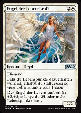 Engel der Lebenskraft