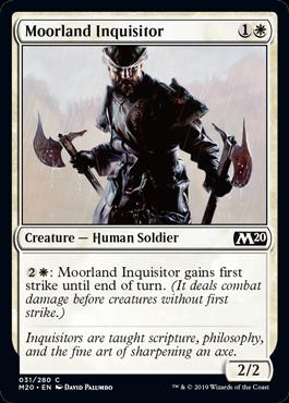 Moorland Inquisitor