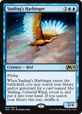 Yanling's Harbinger