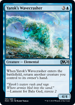Yarok's Wavecrasher