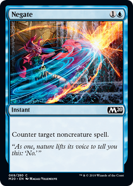 Negate - Magic: the Gathering