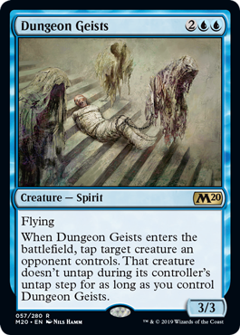 Dungeon Geists - Magic: the Gathering