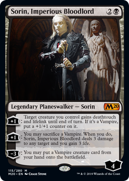 Sorin, Imperious Bloodlord - Magic: the Gathering