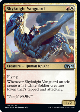 Skyknight Vanguard
