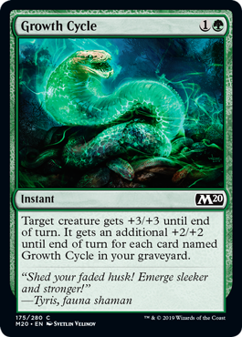 Growth Cycle - Magic: the Gathering