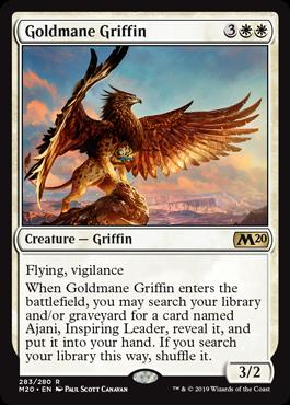 Goldmane Griffin