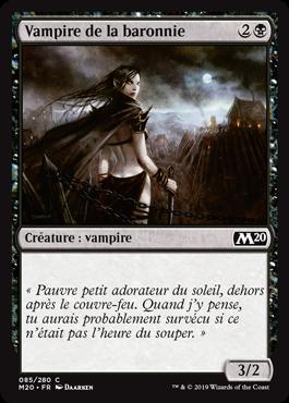 Vampire de la baronnie