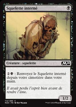 Squelette interné