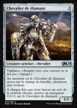 Chevalier de diamant