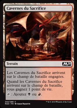 Cavernes du Sacrifice