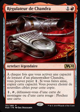 Régulateur de Chandra