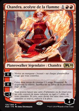 Chandra, acolyte de la flamme