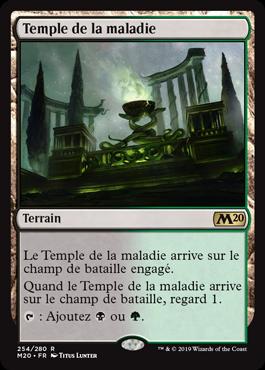 Temple de la maladie