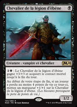 Chevalier de la légion d'ébène