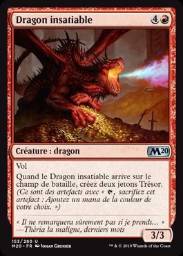 Dragon insatiable