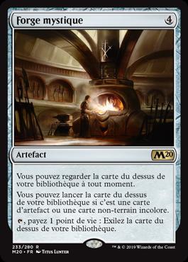 Forge mystique
