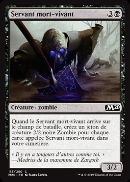 Servant mort-vivant