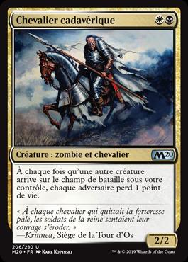 Chevalier cadavérique