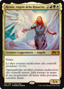 Rienne, Angel of Rebirth
