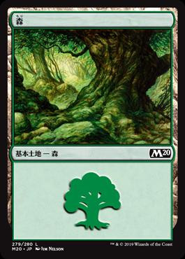 森(Forest)