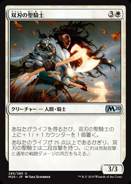 双刃の聖騎士(Twinblade Paladin)