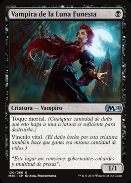 Vampira de la Luna Funesta