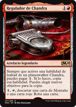 Regulador de Chandra