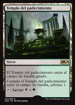 Templo del padecimiento