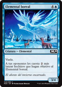 Elemental boreal