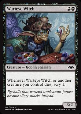 Warteye Witch