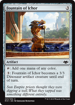 Fountain of Ichor