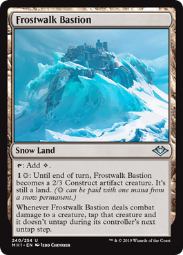 Frostwalk Bastion