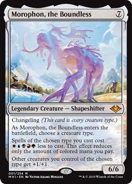 Morophon the Boundless