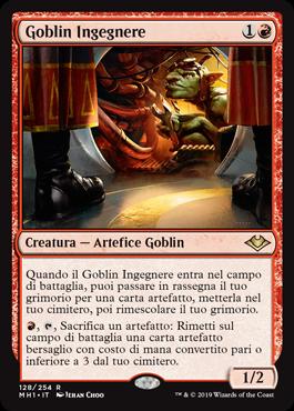 Goblin Ingegnere