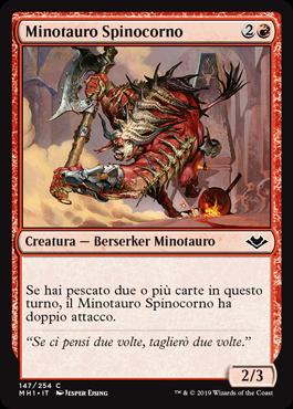 Minotauro Spinocorno