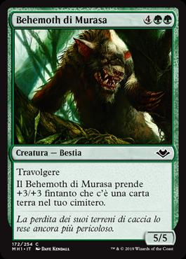Behemoth di Murasa
