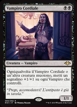 Vampiro Cordiale