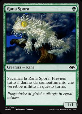Rana Spora