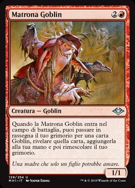 Matrona Goblin
