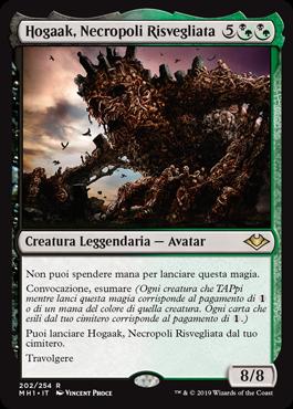 Hogaak, Necropoli Risvegliata