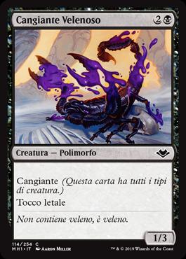 Cangiante Velenoso
