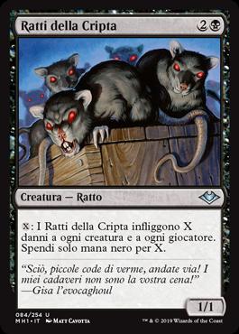 Ratti della Cripta