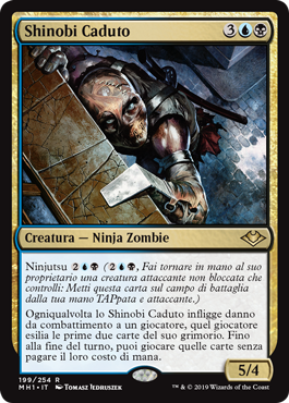 Shinobi Caduto